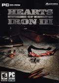Hearts of Iron III Windows Front Cover