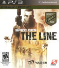 Spec Ops: The Line (Premium Edition) PlayStation 3 Front Cover