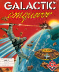 Galactic Conqueror Atari ST Front Cover