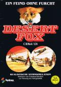 Desert Fox Commodore 64 Front Cover