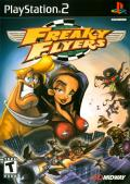 Freaky Flyers PlayStation 2 Front Cover