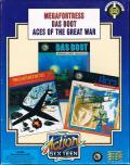 Megafortress / Das Boot / Aces of the Great War DOS Front Cover