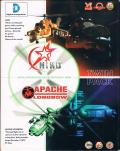 Twin Pack: Hind / Apache Longbow DOS Front Cover