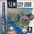 SimCity 2000 Game Boy Advance Front Cover