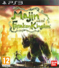 Majin and the Forsaken Kingdom PlayStation 3 Front Cover