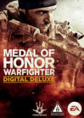 Medal of Honor: Warfighter (Digital Deluxe) Windows Front Cover