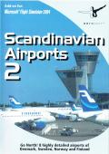 Scandinavian Airports 2 Windows Front Cover
