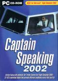 Captain Speaking 2002 Windows Front Cover Box Lid