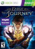 Fable: The Journey Xbox 360 Front Cover