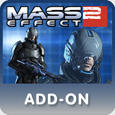 Mass Effect 2: Aegis Pack PlayStation 3 Front Cover