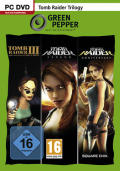 Tomb Raider Trilogy Windows Front Cover