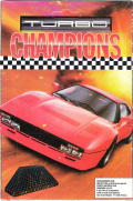 Turbo Champions DOS Front Cover