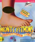 Monty Python's Complete Waste of Time Windows 3.x Front Cover