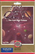 Tau Ceti DOS Front Cover