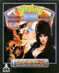 Pinball Jam Lynx Front Cover