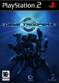 Gene Troopers PlayStation 2 Front Cover
