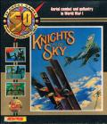 50 Great Games plus Knights of the Sky DOS Front Cover