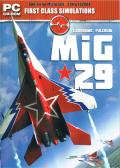 MiG-29 Codename: Fulcrum Windows Front Cover