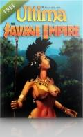 Worlds of Ultima: The Savage Empire Macintosh Front Cover