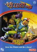 Rescue Heroes: Meteor Madness Macintosh Front Cover