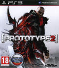 Prototype 2 PlayStation 3 Front Cover