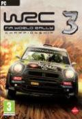 WRC 3: FIA World Rally Championship Windows Front Cover