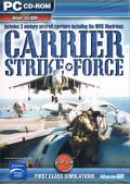 Carrier Strike Force Windows Front Cover English