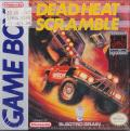 Dead Heat Scramble Game Boy Front Cover