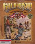 Gold Rush! Apple IIgs Front Cover