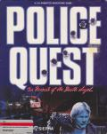 Police Quest: In Pursuit of the Death Angel Apple IIgs Front Cover