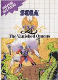 Ys: The Vanished Omens SEGA Master System Front Cover