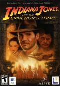 Indiana Jones and the Emperor's Tomb Macintosh Front Cover