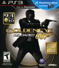 GoldenEye 007: Reloaded PlayStation 3 Front Cover