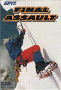 Final Assault DOS Front Cover