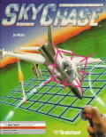 SkyChase DOS Front Cover