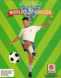 Rick Davis's World Trophy Soccer DOS Front Cover