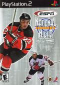 ESPN National Hockey Night PlayStation 2 Front Cover