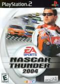 NASCAR Thunder 2004 PlayStation 2 Front Cover