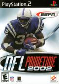 ESPN NFL Primetime 2002 PlayStation 2 Front Cover