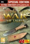 Men of War: Vietnam (Special Edition) Windows Front Cover