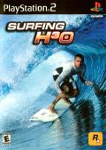 Surfing H³O PlayStation 2 Front Cover