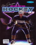 World Hockey 95 DOS Front Cover