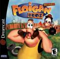 Floigan Bros.: Episode 1 Dreamcast Front Cover