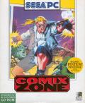 Comix Zone Windows Front Cover