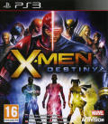 X-Men: Destiny PlayStation 3 Front Cover