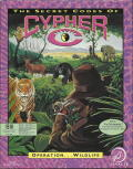 The Secret Codes of C.Y.P.H.E.R.: Operation Wildlife DOS Front Cover