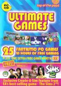 The Ultimate Games CD Windows Front Cover