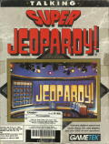Super Jeopardy! DOS Front Cover