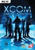XCOM: Enemy Unknown Windows Front Cover