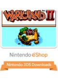 Wario Land II Nintendo 3DS Front Cover